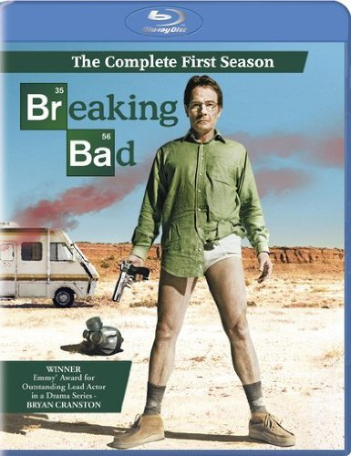 Breaking Bad Season 1 Blu Ray DVD Nr Ws