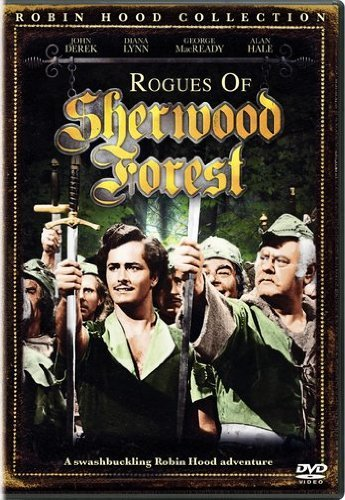 Rogues Of Sherwood Forest Derek Macready Hale Ws Nr