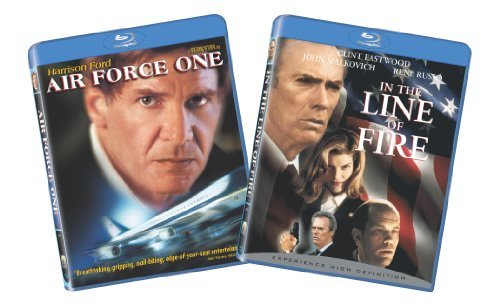 Air Force One In The Line Of F Air Force One In The Line Of F Blu Ray Ws R