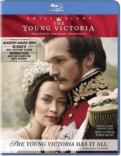 Young Victoria Blunt Friend Bettany Richardso Blu Ray Ws Pg