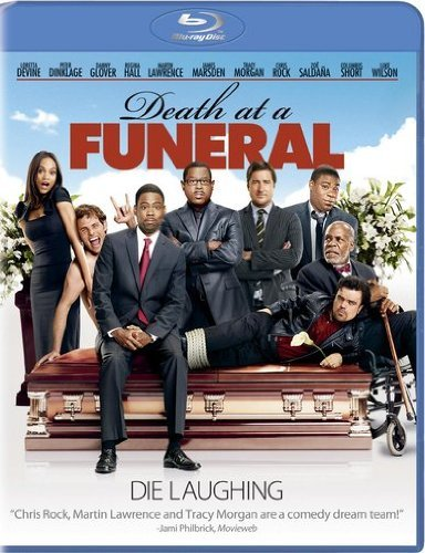 Death At A Funeral (2010) Rock Morgan David Glover Blu Ray Ws R