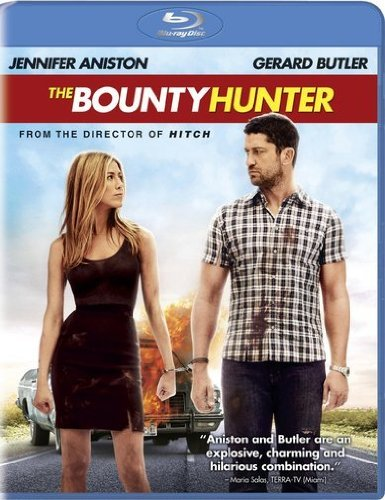 Bounty Hunter Aniston Butler Blu Ray Ws Pg13