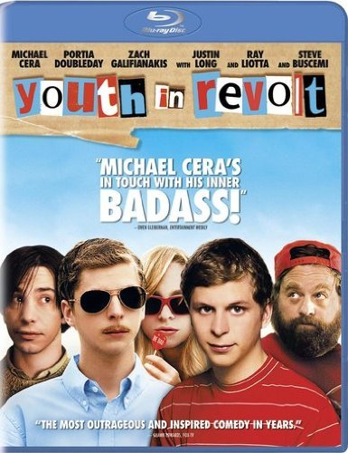 Youth In Revolt Cera Galifianakis Long Buscemi Blu Ray Ws R