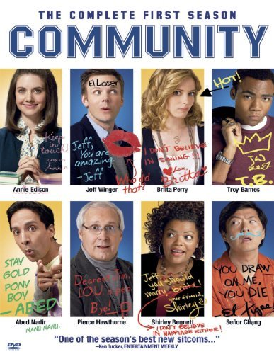 Community Season 1 DVD Nr Ws