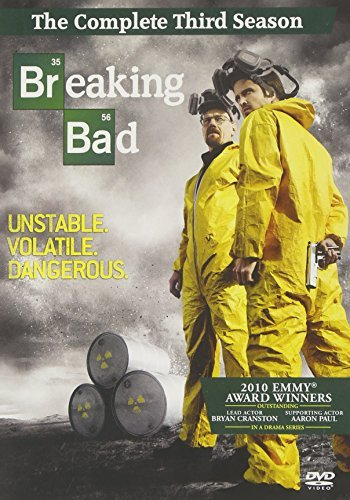 Breaking Bad Season 3 DVD Nr Ws