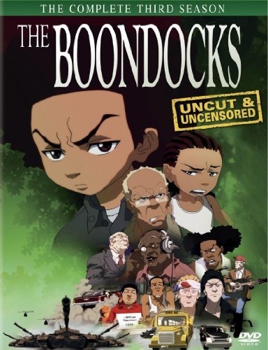Boondocks Season 3 DVD Nr
