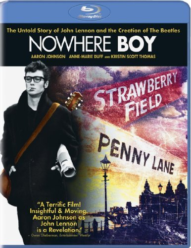Nowhere Boy Johnson Scott Thomas Duff Blu Ray Ws R