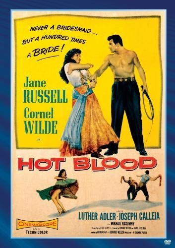 Hot Blood Russell Wilde Calleia DVD Mod This Item Is Made On Demand Could Take 2 3 Weeks For Delivery