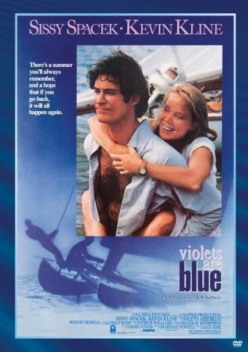 Violets Are Blue Spacek Bedelia Kline DVD R Pg13