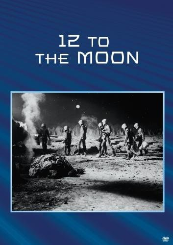 Twelve To The Moon Clark Conway Kobi DVD Mod This Item Is Made On Demand Could Take 2 3 Weeks For Delivery