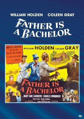 Father Is A Bachelor Saunders Erwin Gray Bw DVD R Nr