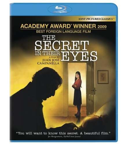 Secret In Their Eyes Darin Villamil Godino Blu Ray Ws Spa Lng Eng Sub R