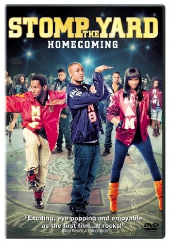 Stomp The Yard Homecoming Pennie Terrence J Boss William Ws Pg13