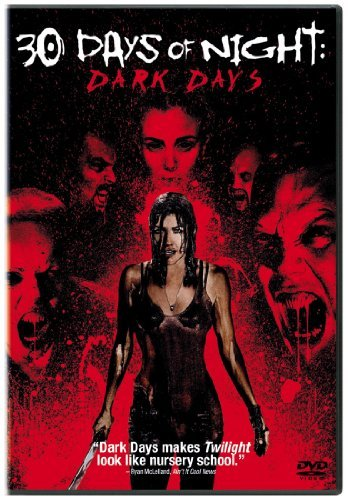30 Days Of Night Dark Days Sanchez Perrineau Kirshner Ws R