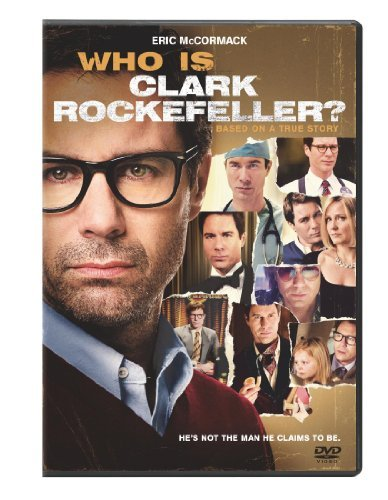 Who Is Clark Rockefeller? Mccormack Eric Ws Nr