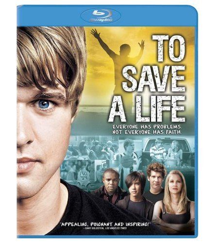 To Save A Life Wayne Kreutzberg Weigel Blu Ray Ws Pg13