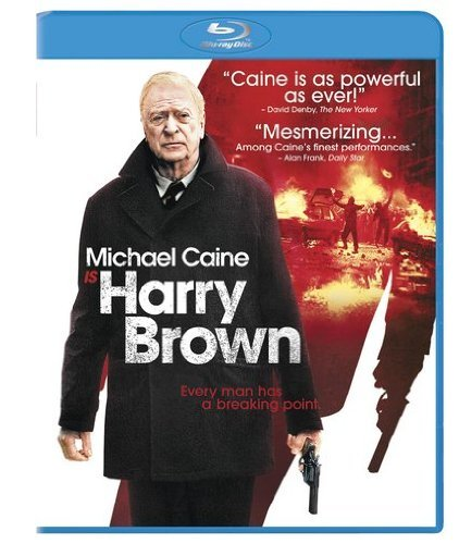 Harry Brown Caine Mortimer Glen Blu Ray Ws R