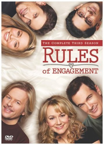 Rules Of Engagement Rules Of Engagement Season 3 Ws Nr