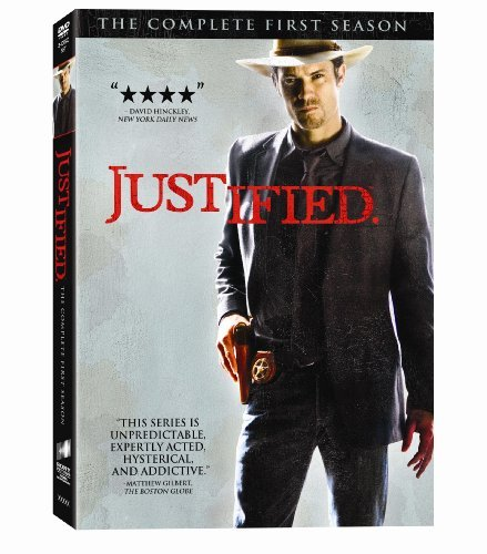 Justified Season 1 DVD Nr 3 DVD