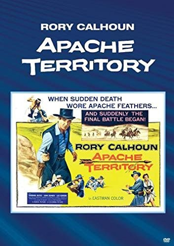 Apache Territory Bates Dehner Calhoun Made On Demand Nr