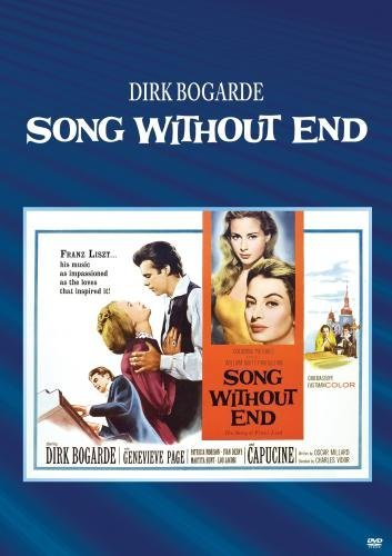 Song Without End Desny Page Bogarde DVD R Pg