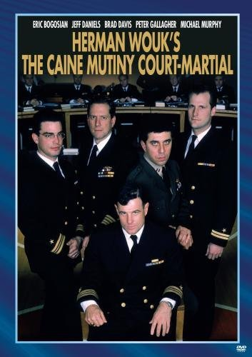 Caine Mutiny Court Martial Bogosian Daniels Jenkins Made On Demand Pg