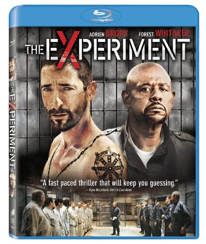 Experiment Brody Whitaker Blu Ray Ws R