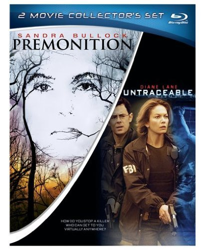 Premonition (2007) Untraceable Premonition (2007) Untraceable Blu Ray Ws Nr