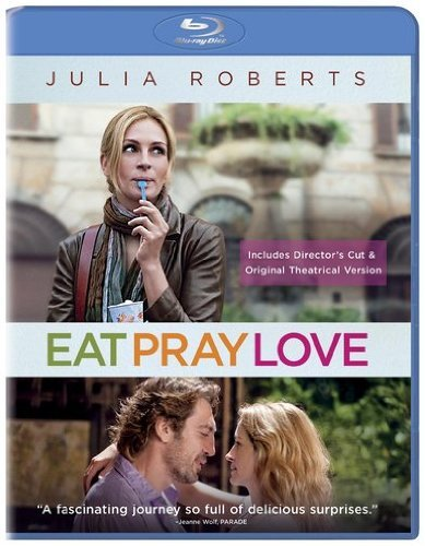 Eat Pray Love Roberts Bardem Franco Blu Ray Ws Pg13
