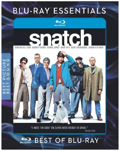 Snatch Snatch Blu Ray Ws Essentials R
