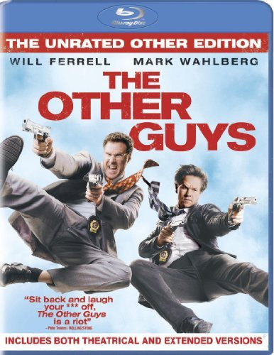 Other Guys Ferrell Wahlberg Blu Ray Ws Ur