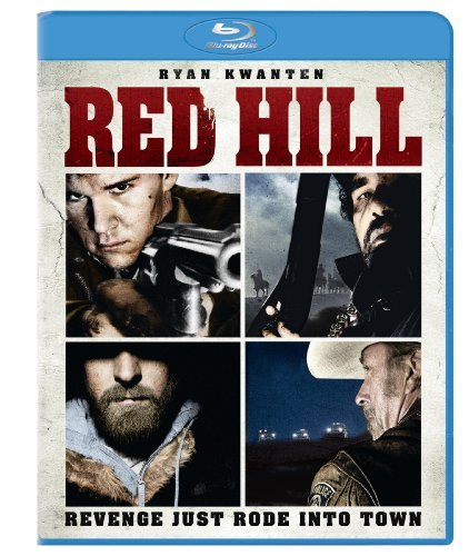 Red Hill Kwanten Bisley Lewis Blu Ray Ws R