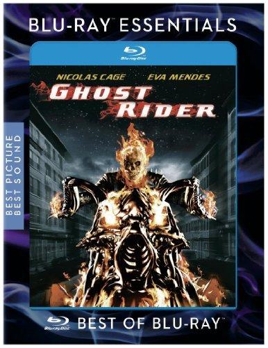 Ghost Rider Ghost Rider Blu Ray Ws Essentials Pg13
