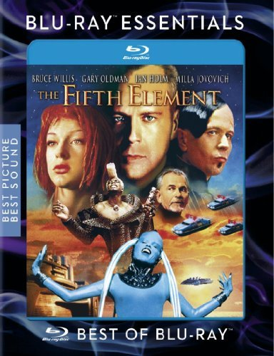 Fifth Element Fifth Element Blu Ray Ws Essentials Pg13