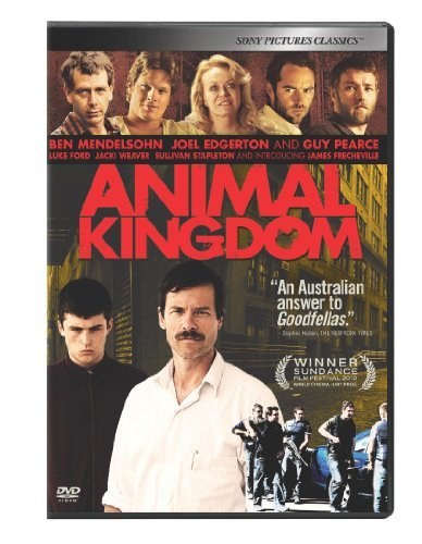 Animal Kingdom Mendelsohn Edgerton Pearce Ws R