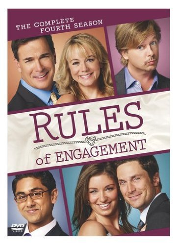 Rules Of Engagement Season 4 Ws Nr 2 DVD