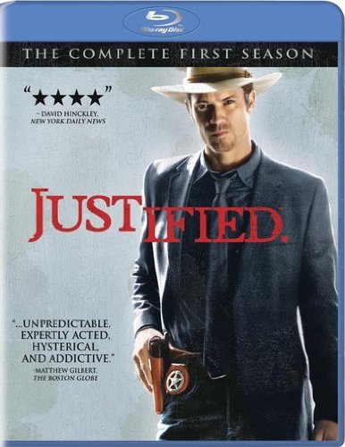 Justified Season 1 Blu Ray Nr 3 Br