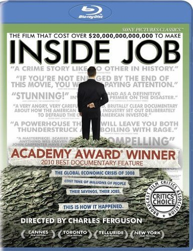 Inside Job Inside Job Blu Ray Ws Pg13