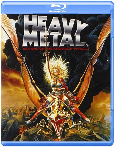 Heavy Metal Heavy Metal Blu Ray Ws R