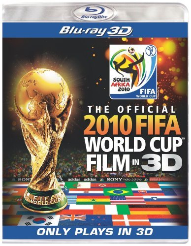 Official 2010 Fifa World Cup F Official 2010 Fifa World Cup F Blu Ray Ws 3dtv Pg13