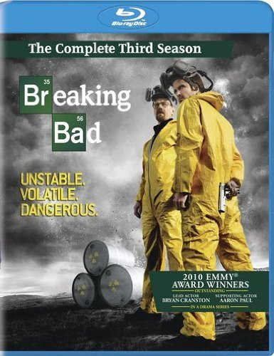 Breaking Bad Season 3 Blu Ray Nr Ws