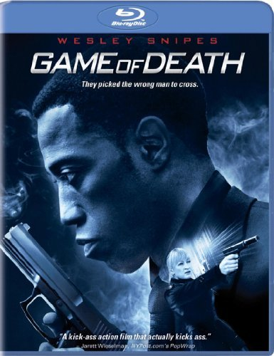 Game Of Death Snipes Davi Daniels Bell Blu Ray Ws R