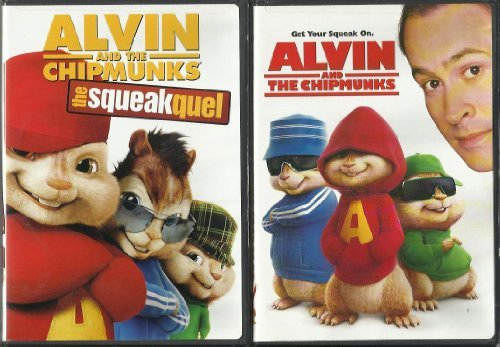 Alvin & The Chipmunks Double Feature Alvin & The Chipmunks Alvin & The Chipmunks Squeak