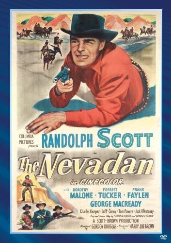Nevadan Macready O'mahoney Tucker DVD R Nr