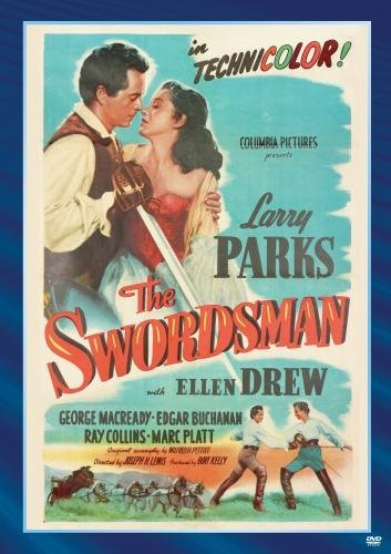 Swordsman Collins Parks Buchanan DVD R Nr