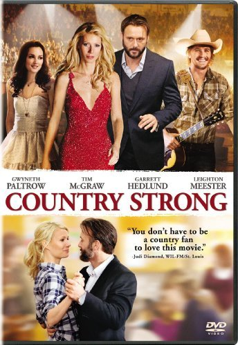 Country Strong Paltrow Mccraw Hedlund Ws Pg13