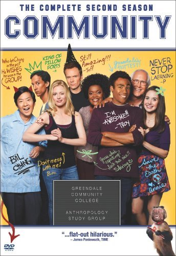 Community Season 2 DVD Nr Ws