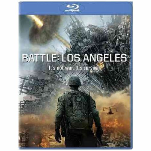 Battle Los Angeles Eckhart Rodriguez Blu Ray Ws Pg13