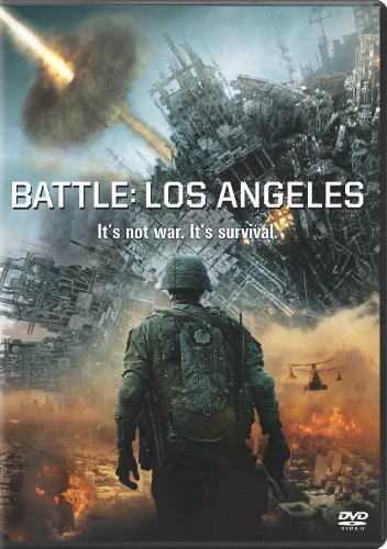 Battle Los Angeles Eckhart Rodriguez Ws Pg13