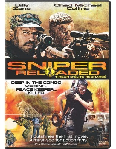 Sniper Reloaded Sniper Reloaded Import Can